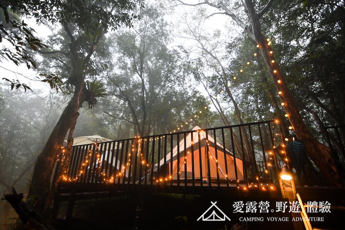 豪華露營 環境介紹
